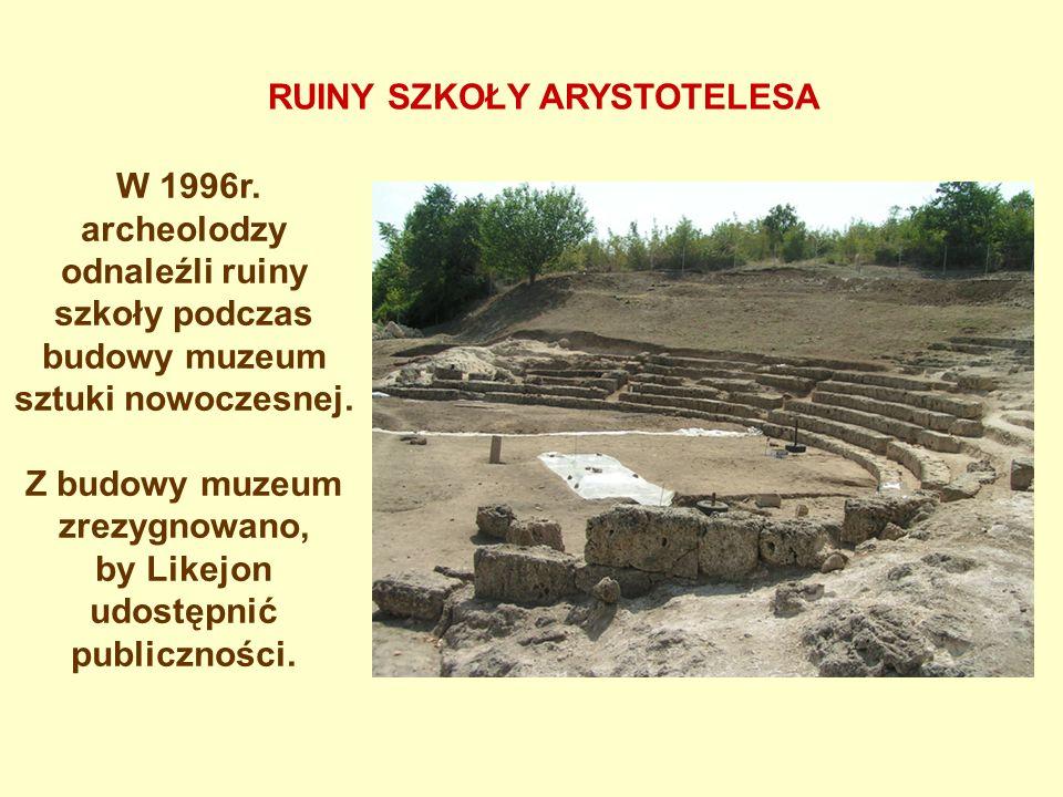 Z budowy muzeum zrezygnowano, by Likejon udostępnić publiczności.