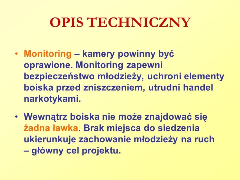 OPIS TECHNICZNY
