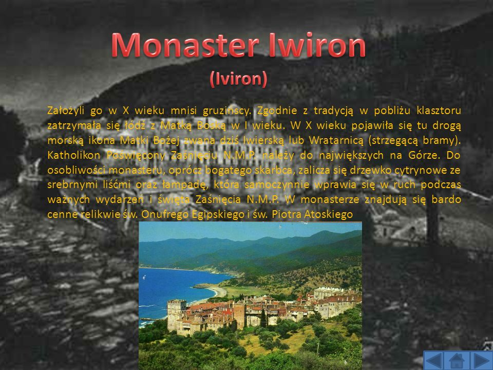 Monaster Iwiron (Iviron)