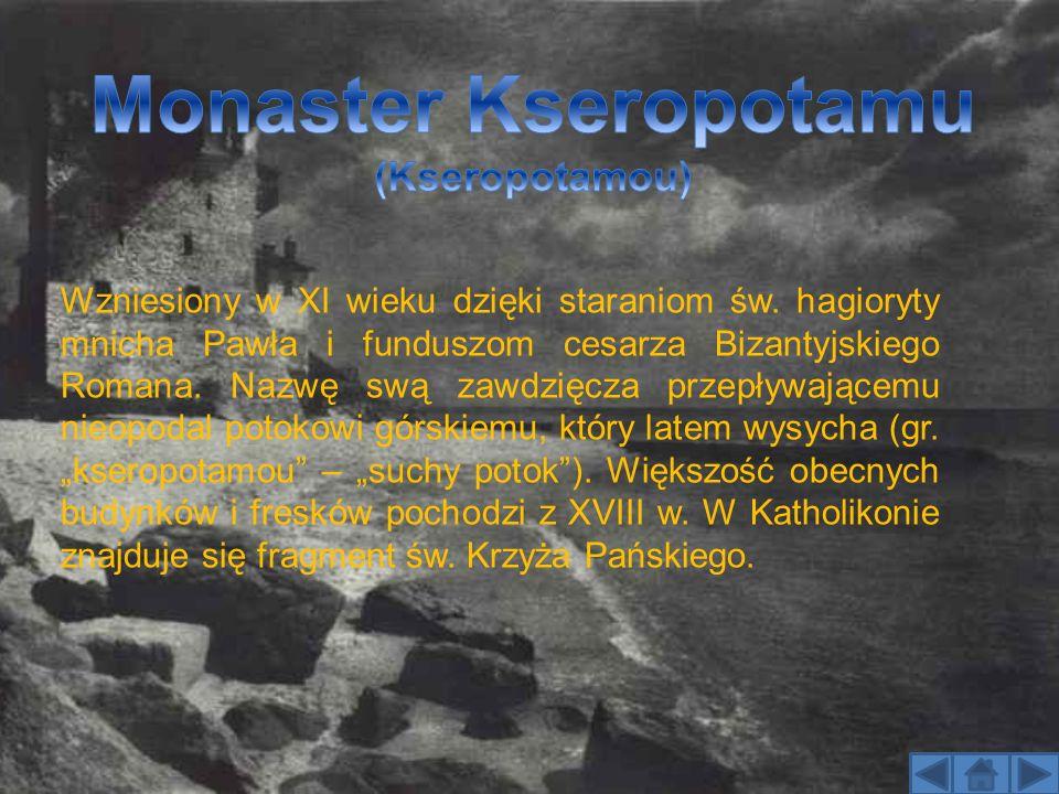 Monaster Kseropotamu (Kseropotamou)