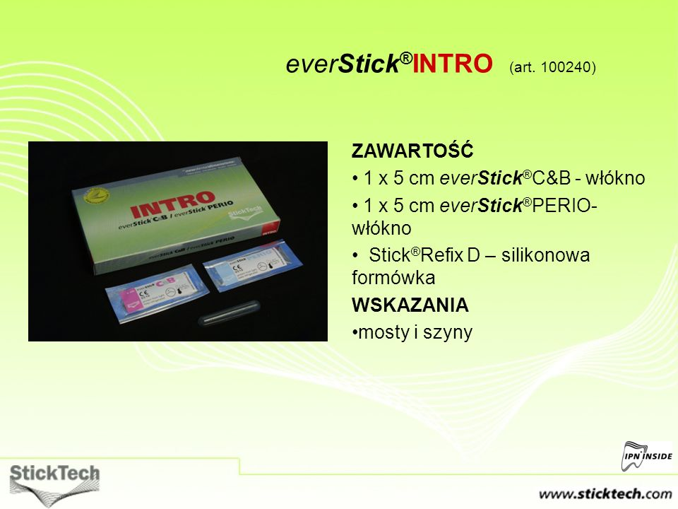 everStick®INTRO (art. 100240)