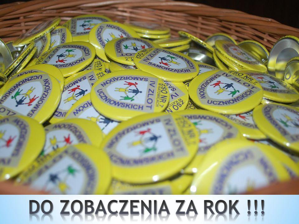 DO ZOBACZENIA ZA ROK !!!