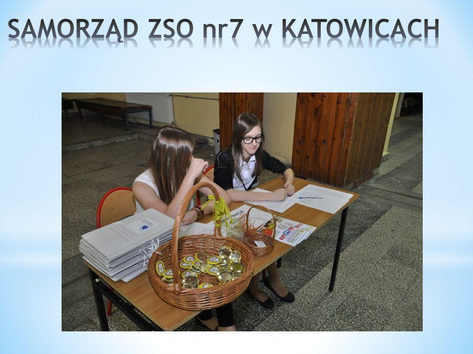 SAMORZĄD ZSO nr7 w KATOWICACH