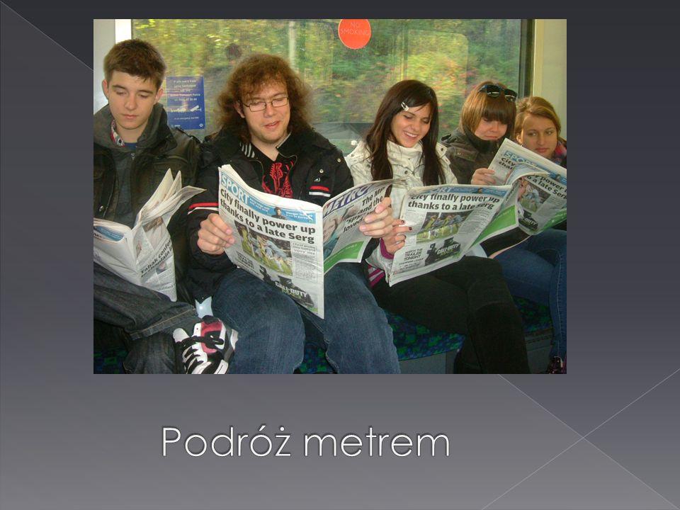 Podróż metrem