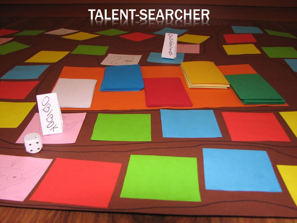 TALENT-SEARCHER