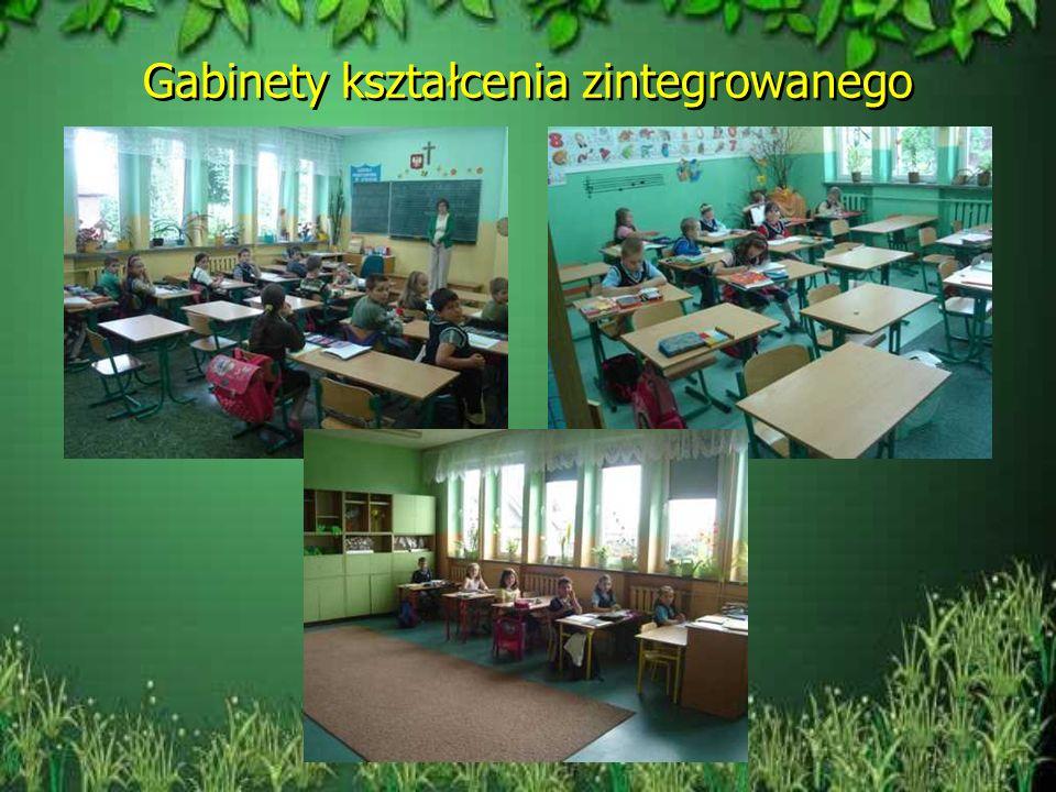Gabinety kształcenia zintegrowanego
