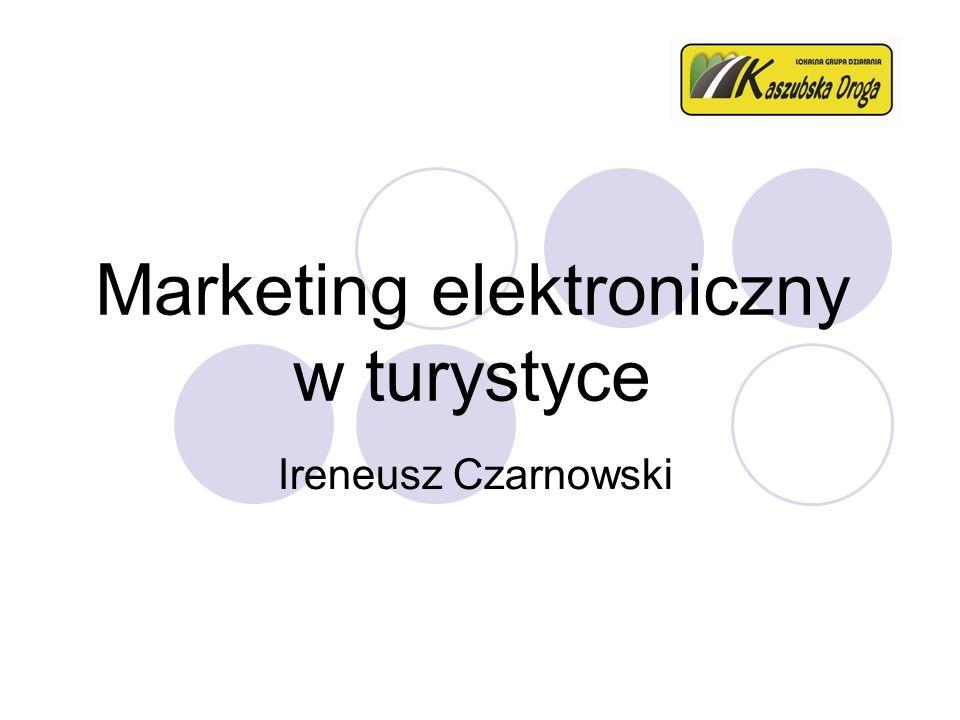 Marketing elektroniczny w turystyce