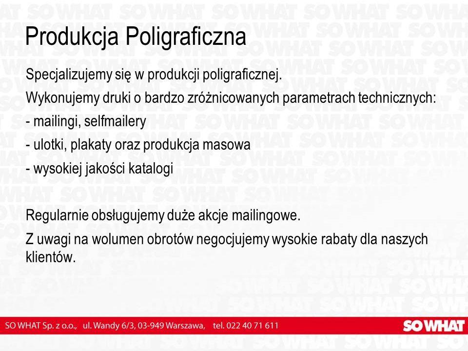 Produkcja Poligraficzna