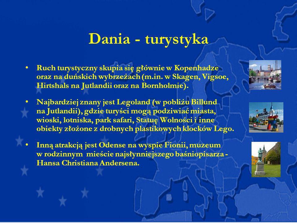 Dania - turystyka