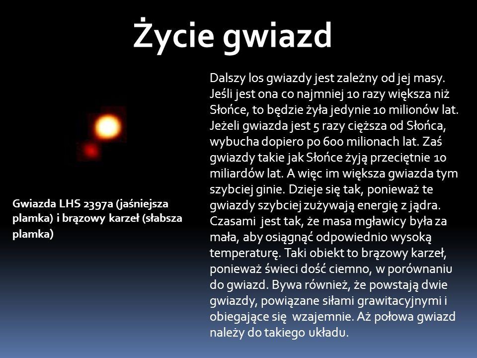 Życie gwiazd