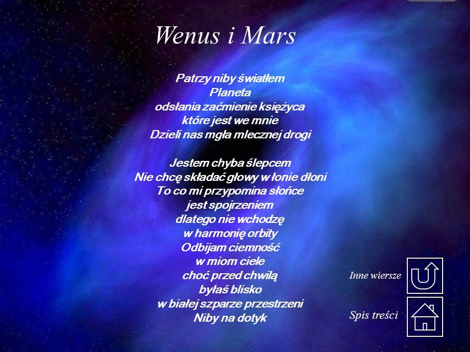 Wenus i Mars