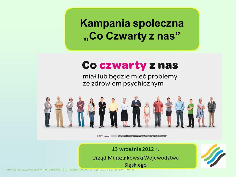 13 września 2012 r. Urząd Marszałkowski Województwa Śląskiego