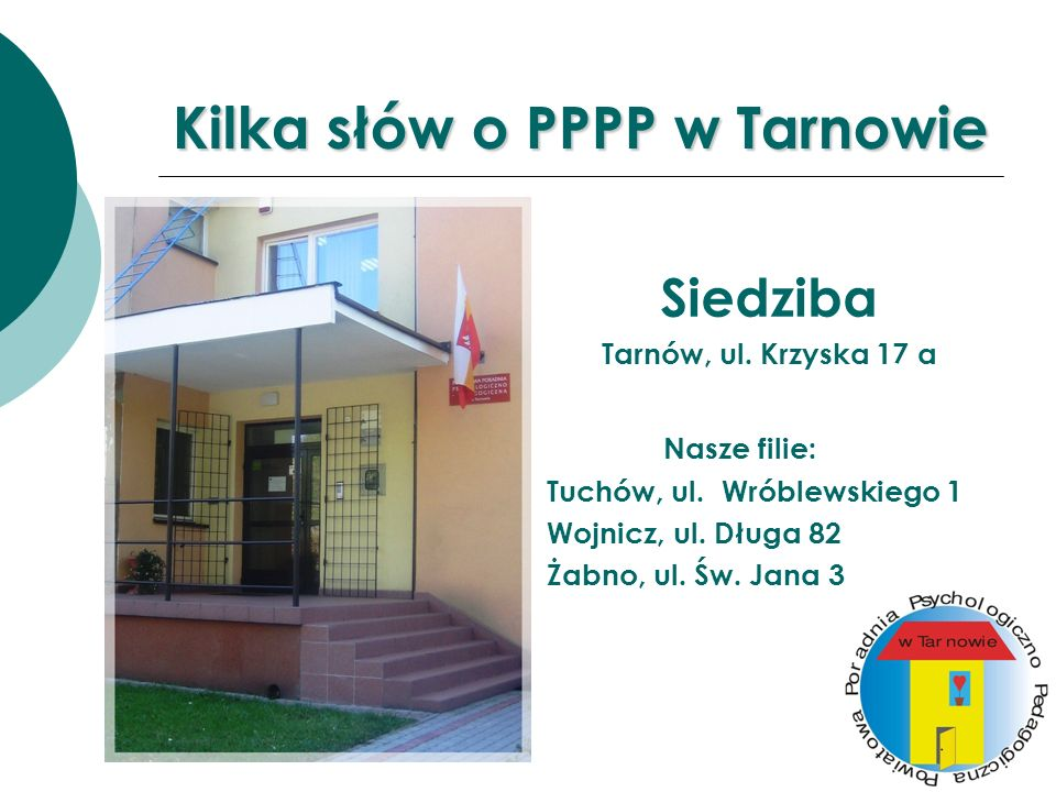 Kilka słów o PPPP w Tarnowie