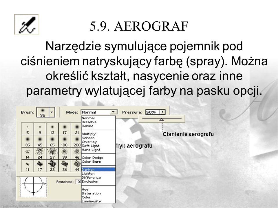 5.9. AEROGRAF