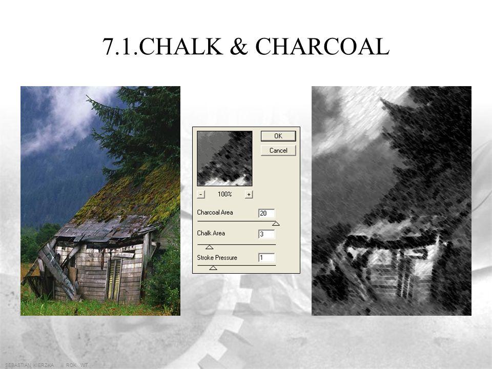 7.1.CHALK & CHARCOAL SEBASTIAN KIERZKA iii ROK WT