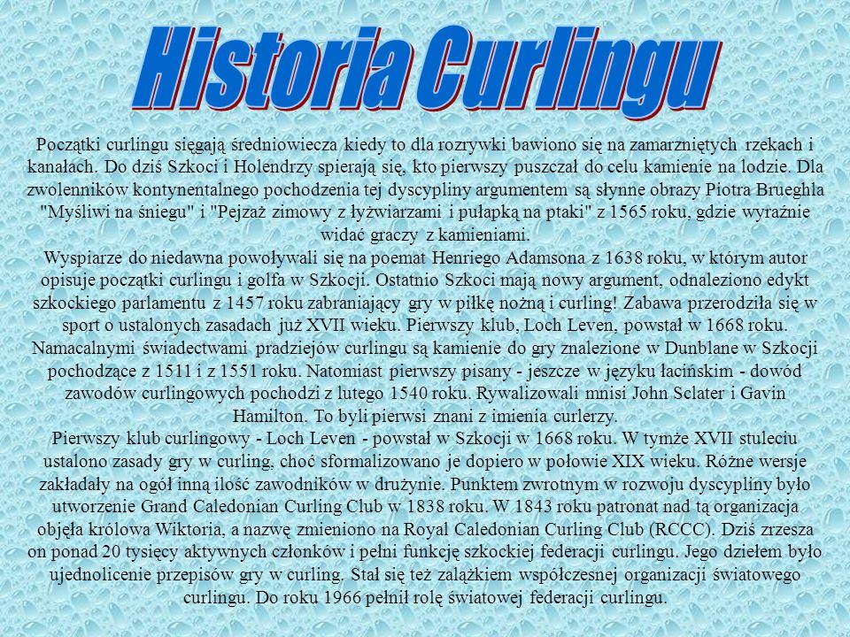 Historia Curlingu