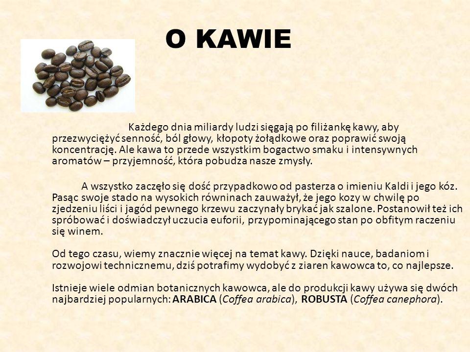 O KAWIE