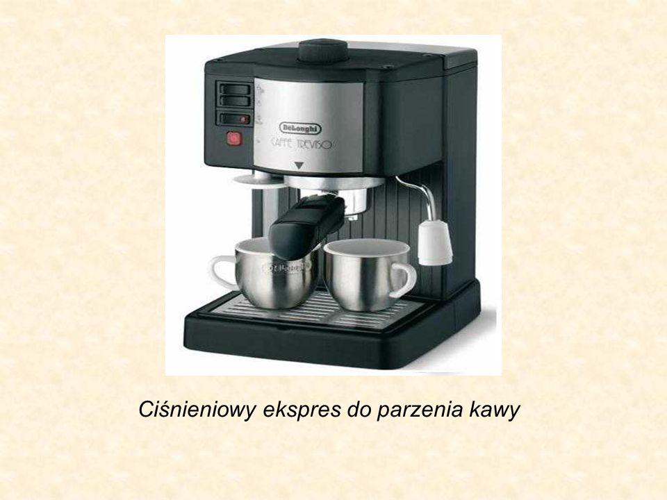 Ciśnieniowy ekspres do parzenia kawy