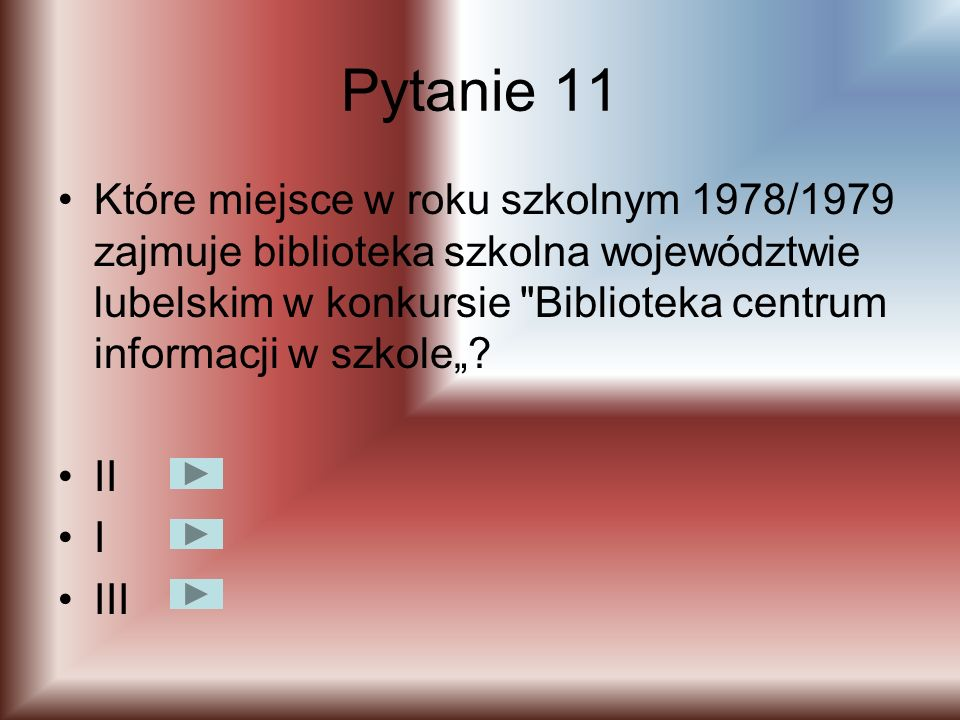 Pytanie 11