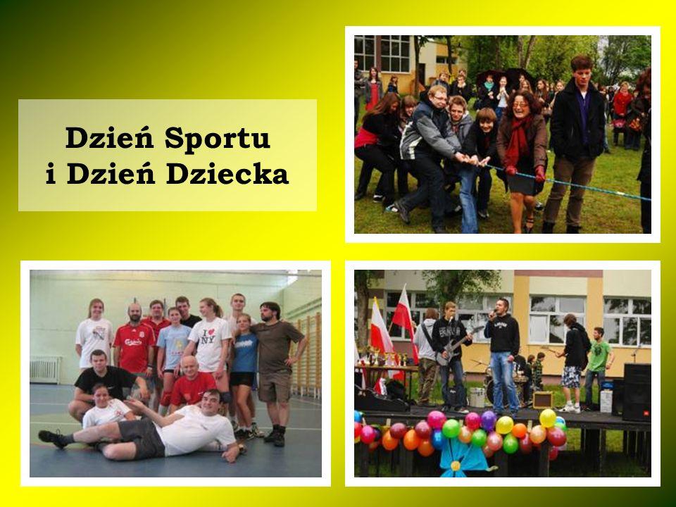 Dzień Sportu i Dzień Dziecka