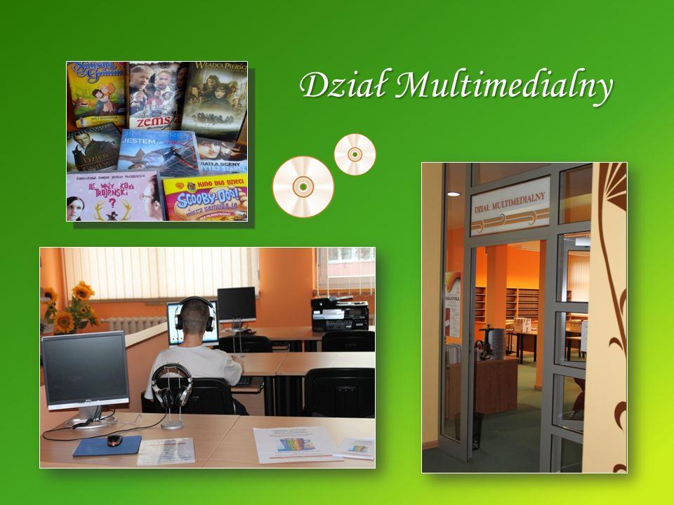 Dział Multimedialny