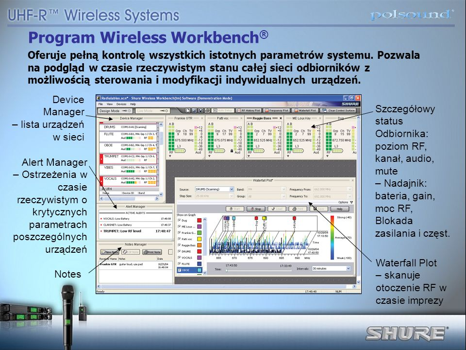 Program Wireless Workbench®