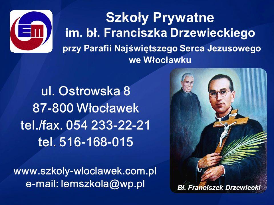 Bł. Franciszek Drzewiecki