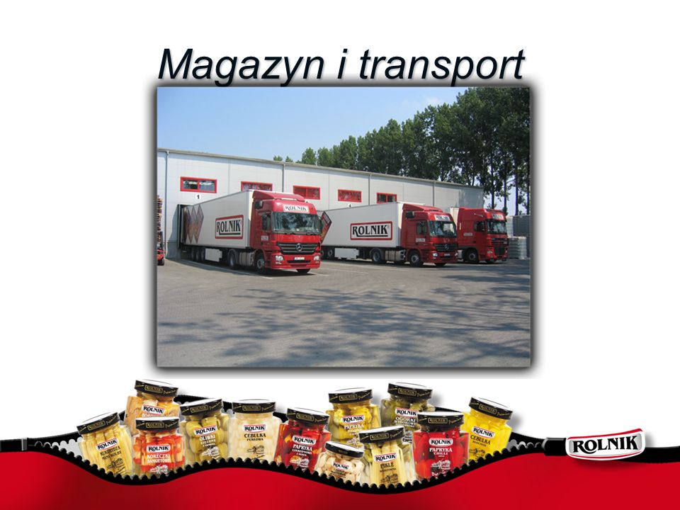Magazyn i transport