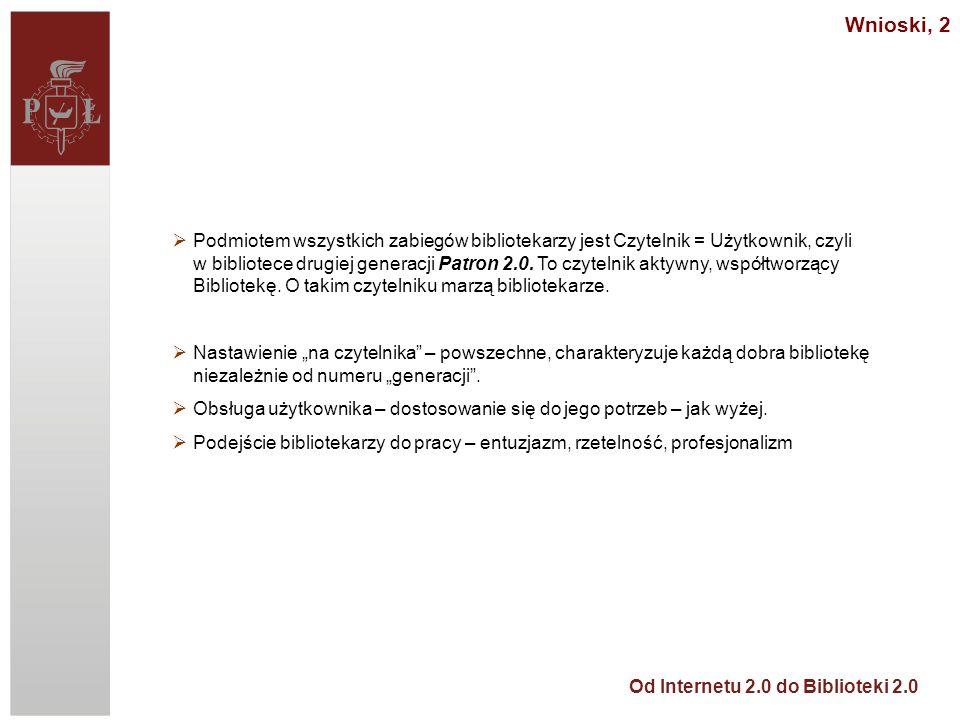 Wnioski, 2