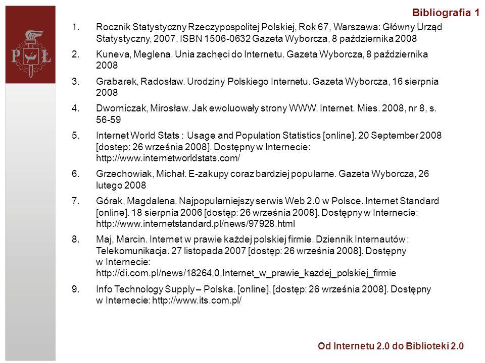 Bibliografia 1