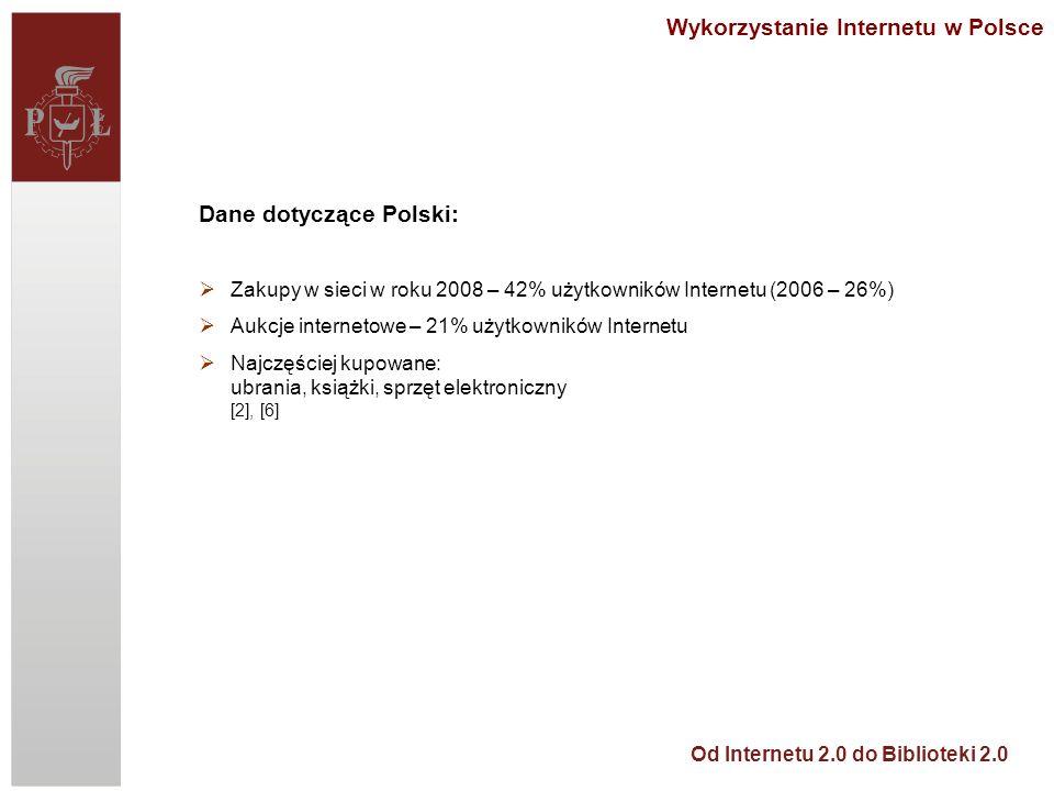 Wykorzystanie Internetu w Polsce