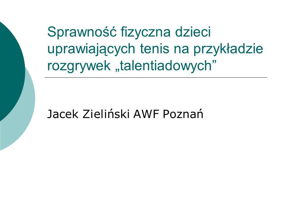 Jacek Zieliński AWF Poznań