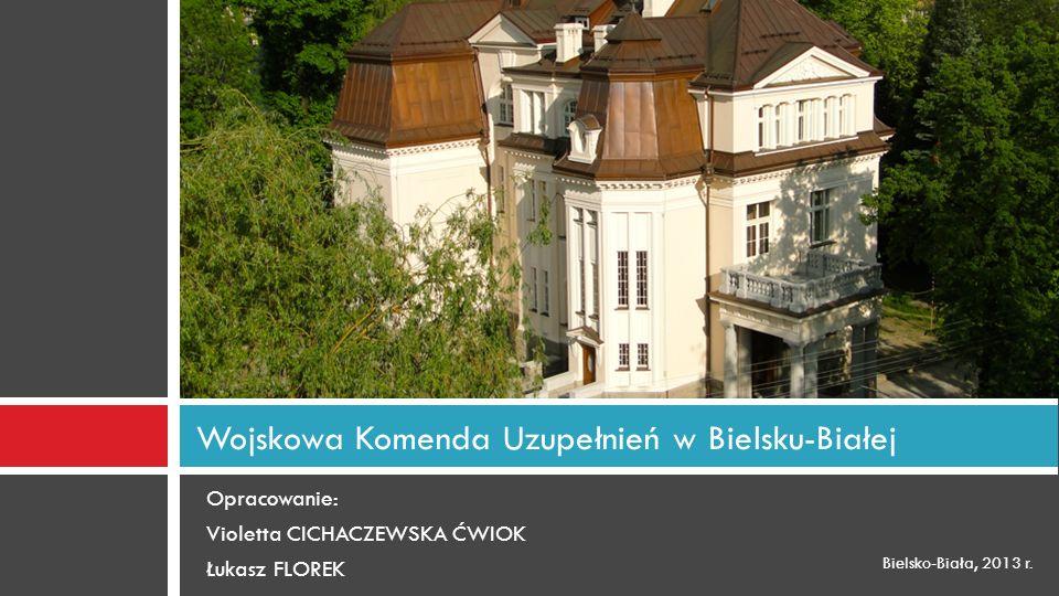 Wojskowa Komenda Uzupełnień w Bielsku-Białej