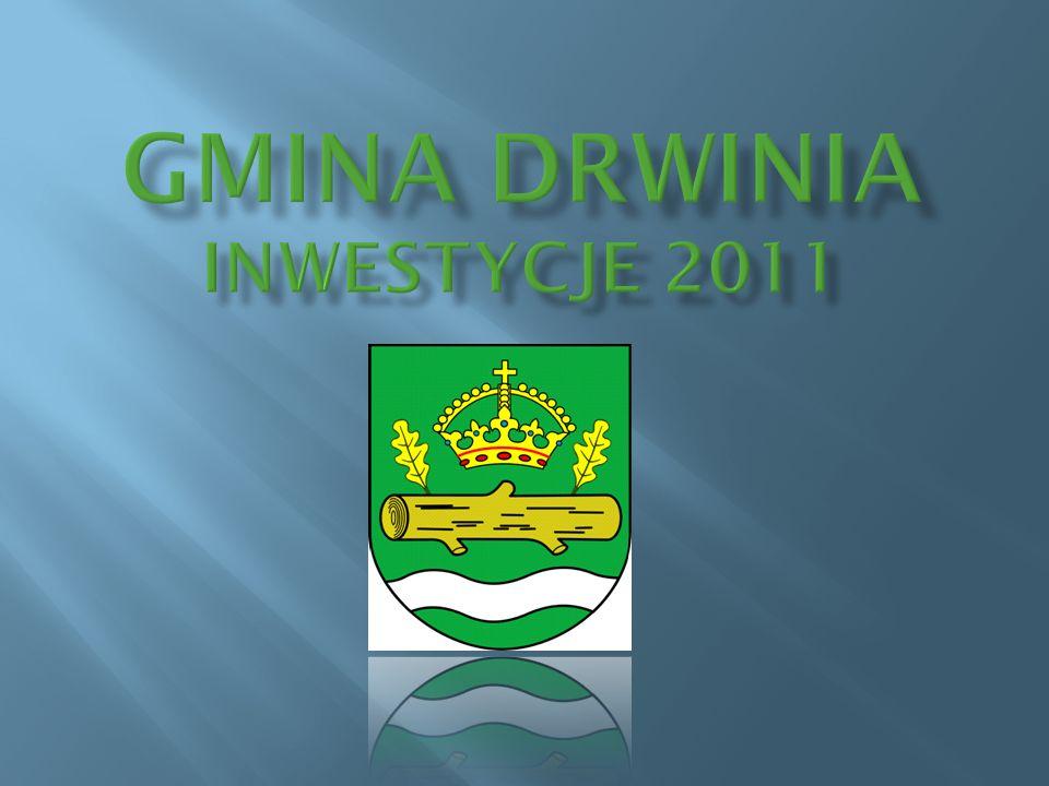 Gmina DRWINIA InwestycjE 2011