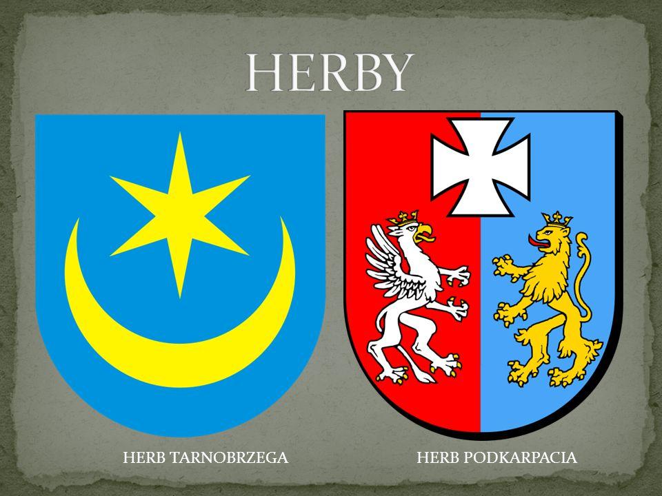 HERBY HERB TARNOBRZEGA HERB PODKARPACIA
