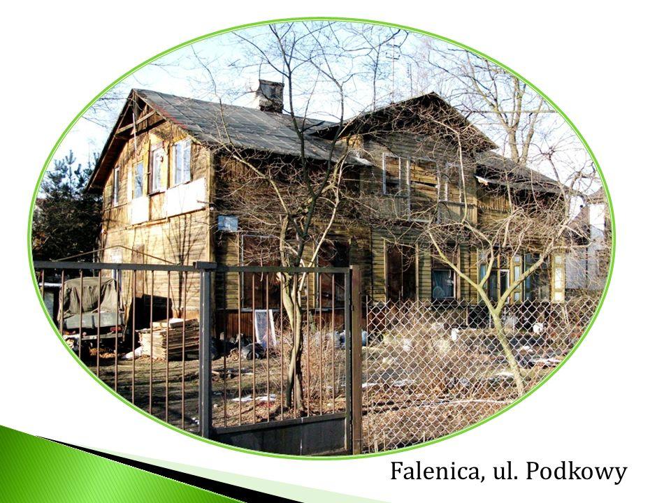Falenica, ul. Podkowy