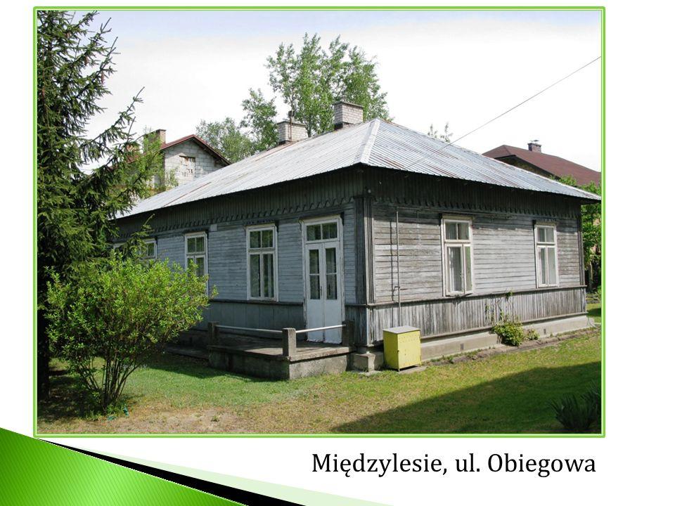 Międzylesie, ul. Obiegowa