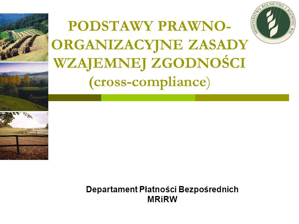 Departament Płatności Bezpośrednich MRiRW