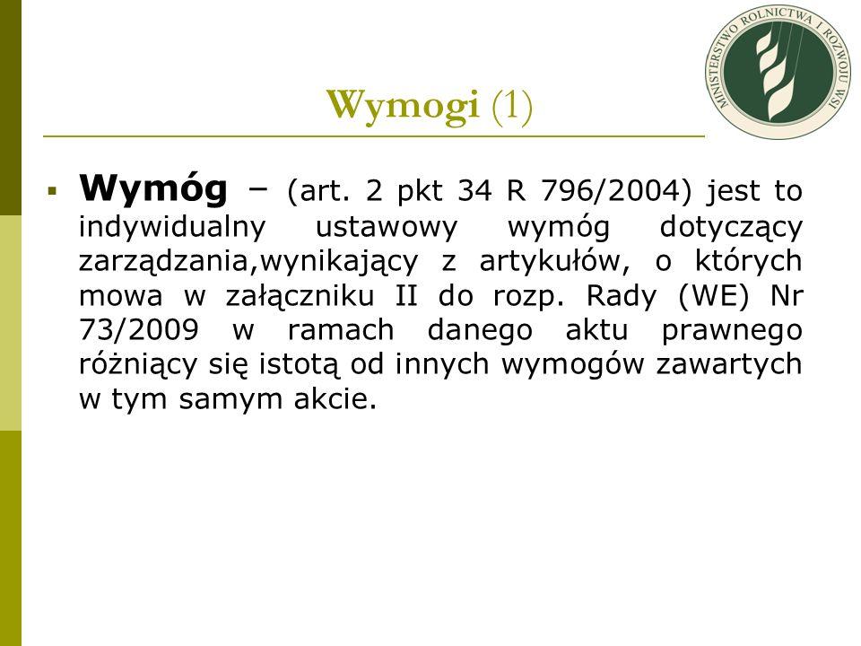 Wymogi (1)