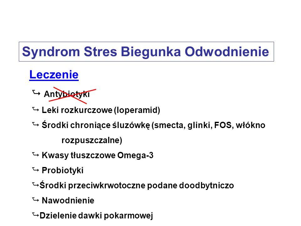 Syndrom Stres Biegunka Odwodnienie