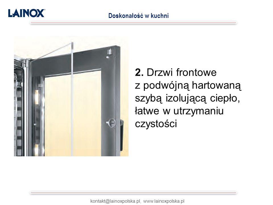 kontakt@lainoxpolska.pl, www.lainoxpolska.pl
