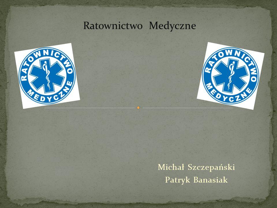 Michał Szczepański Patryk Banasiak