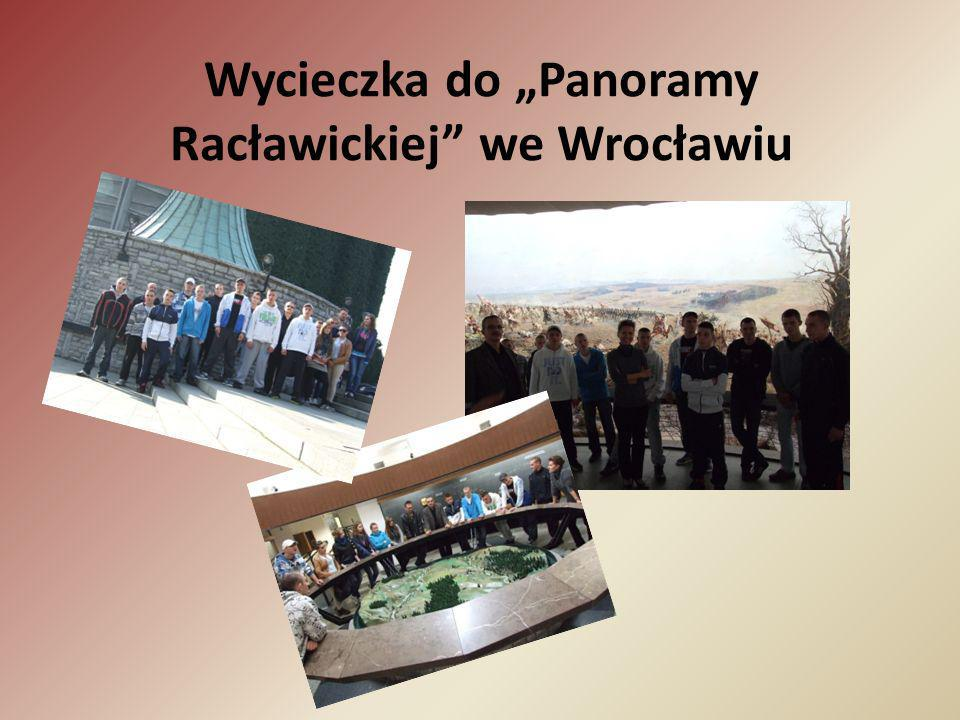 """Wycieczka do """"Panoramy Racławickiej we Wrocławiu"""