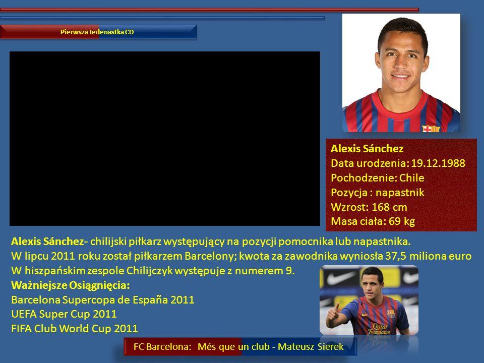W hiszpańskim zespole Chilijczyk występuje z numerem 9.