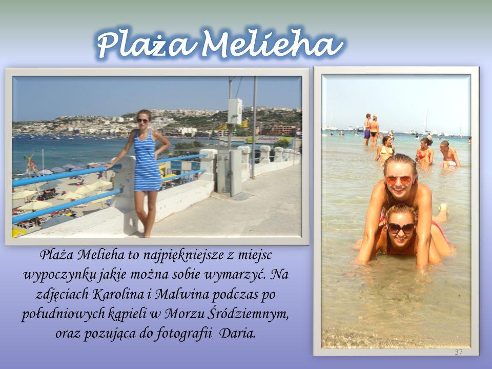 Plaża Melieha