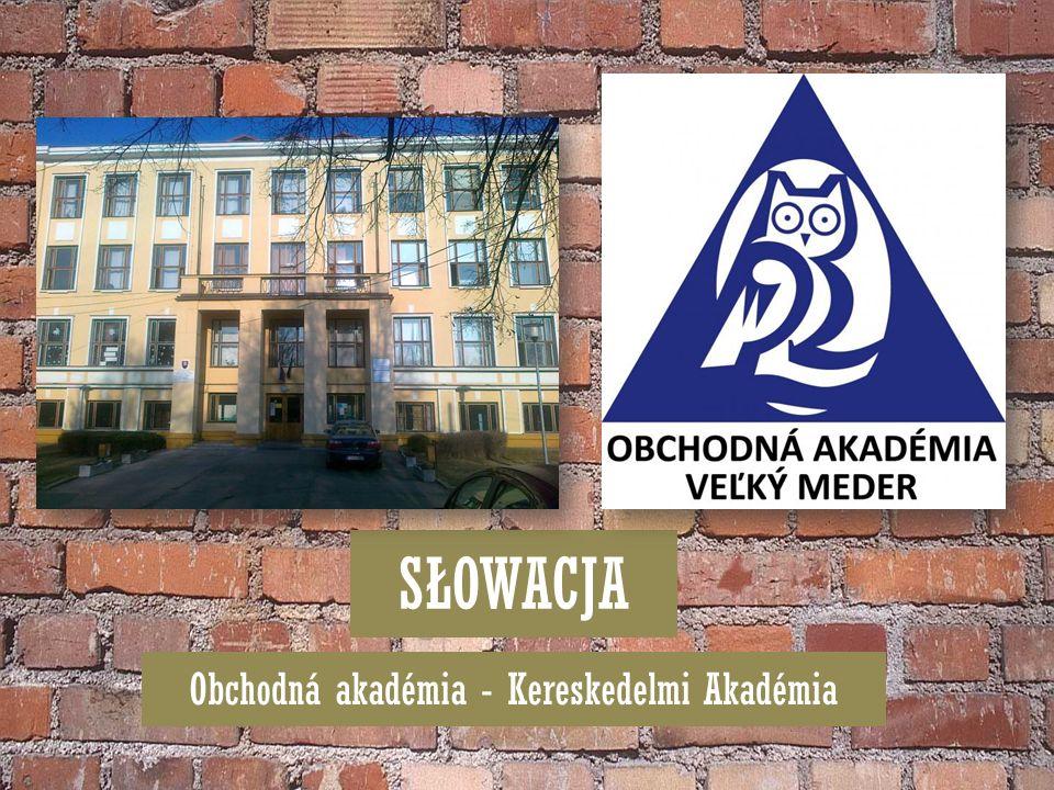 Obchodná akadémia - Kereskedelmi Akadémia
