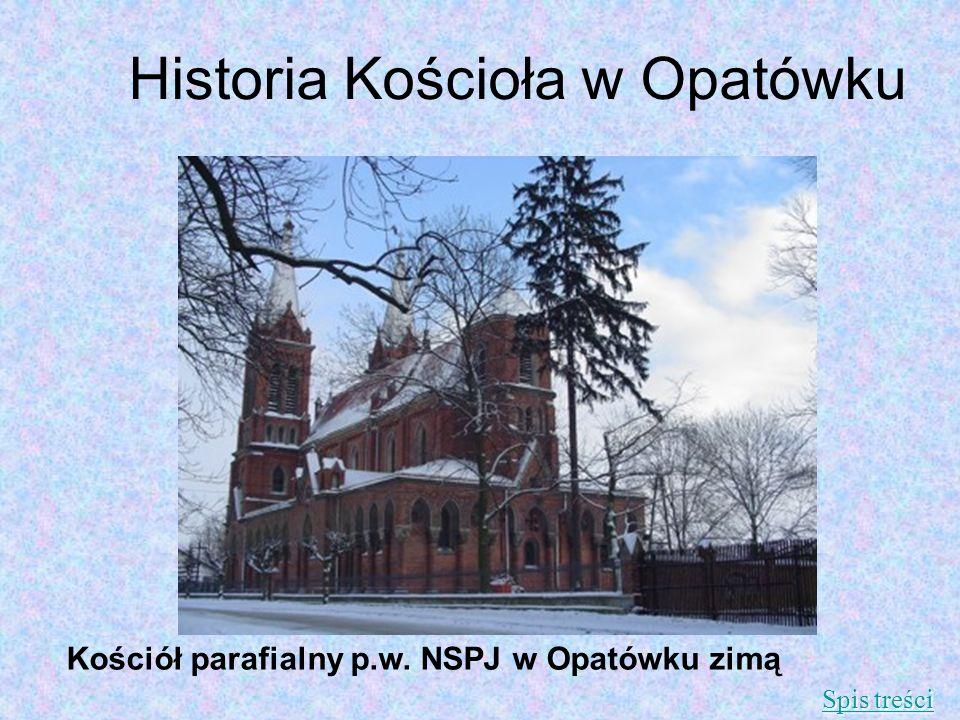 Historia Kościoła w Opatówku
