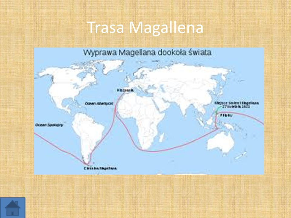 Trasa Magallena
