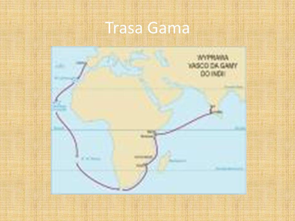 Trasa Gama