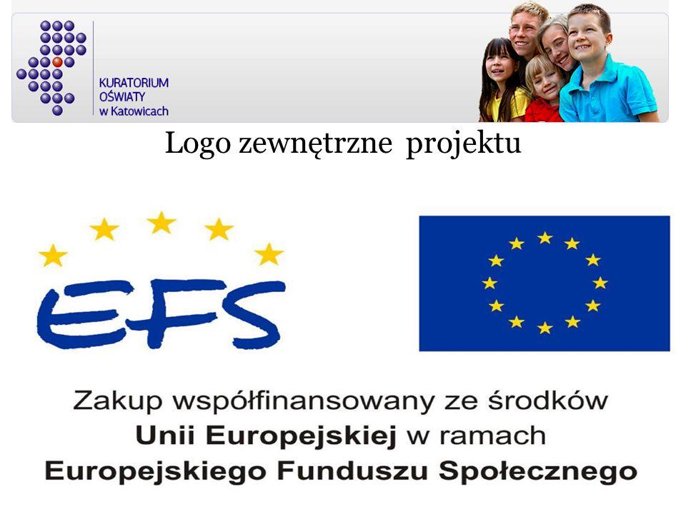 Logo zewnętrzne projektu